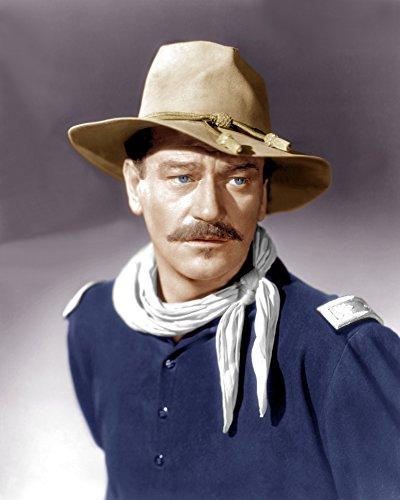 (She Wore A Yellow Ribbon John Wayne 1949 Photo Print (8 x 10))