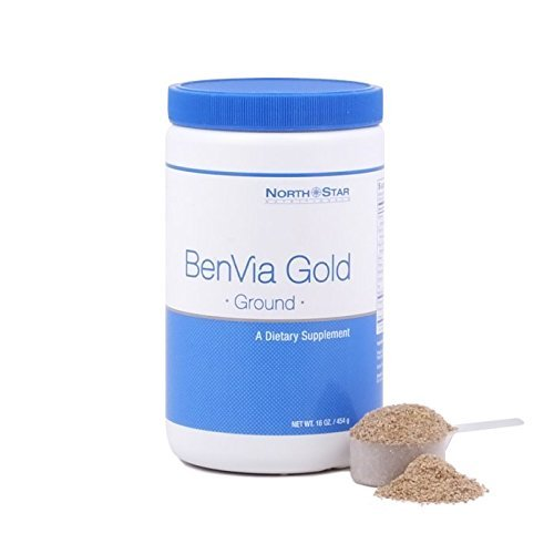 BenVia Gold Ground - Contains Some Of Nature's Most Powerful Antioxidants,16 oz. by NorthStar Nutritionals - Benvia Gold