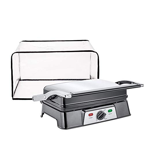 Toaster Oven Cover, Heavy Duty Toaster Cover, Universal Mixer Cover, Clear Bread Toaster Dust Cover, Kitchen Appliance Dustproof Cover JJZ77 -  ZhuoLang, 7539896353