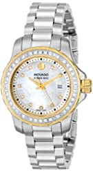 "Movado Women's 2600121 ""Series 800"" Stainless Steel Watch with Link Bracelet"