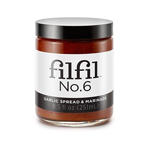 salsa de ajo - 8