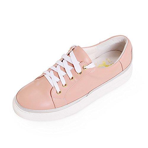 zapatos de moda coreana/Zapatos deportivos de suela gruesa/Zapatos/Zapatos de las mujeres de talla grande con plano B