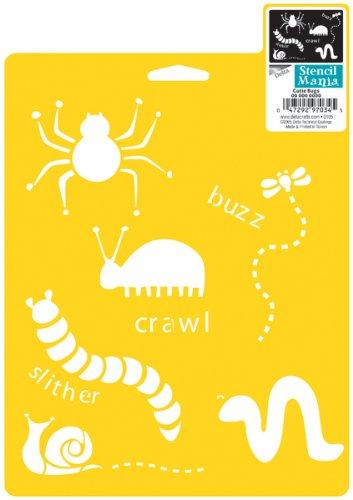 delta-creative-stencil-mania-stencil-7-by-10-inch-970830710-cutie-bugs