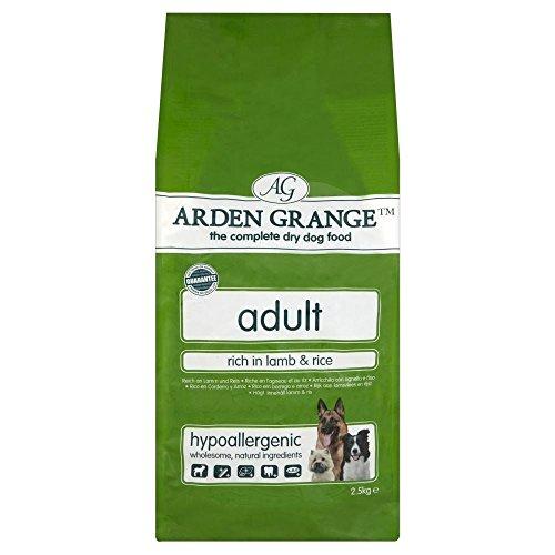 Arden Chocolate - Arden Grange Adult Dog Food Lamb & Rice (2Kg)