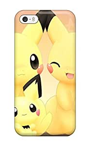 Brand New 5/5s Defender Case For Iphone (pikachu Video Game)