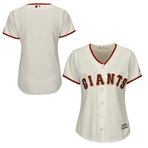 purchase cheap d7bbe cd899 Amazon.com : Majestic San Francisco Giants MLB Women's Cool ...
