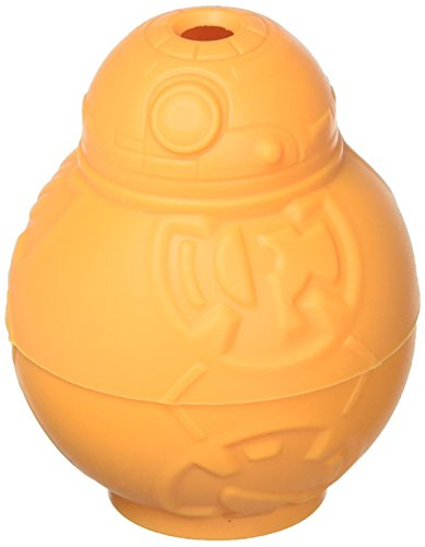ICUP 14245 Star Wars BB-8 Ice Mold, Multicolor