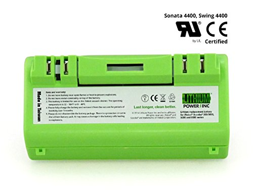 scooba irobot battery - 6