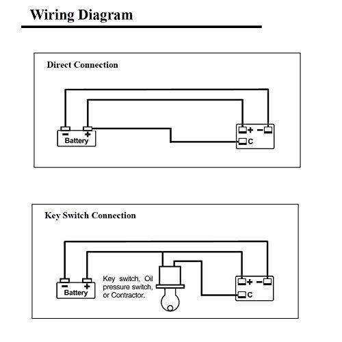 Searon 12v 24v Volt Led Battery Indicator Meter Guage For