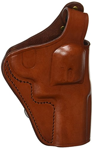Tagua PD1R-952 S&W N Frame 4'' Brown/Left Hand Rotating Thumb Break Paddle Holster by Tagua