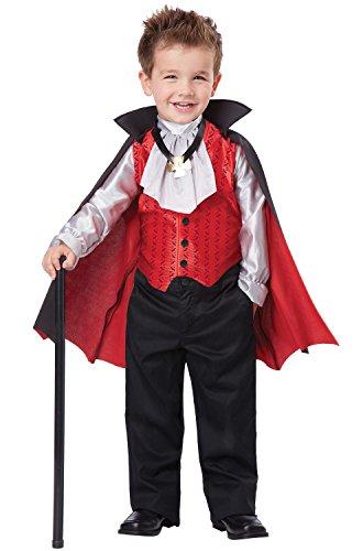 California Costumes 00162 DAPPER VAMPIRE Costume, 3-4 ()