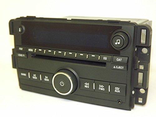 2006 Chevy Impala & Monte Carlo Radio AM FM 6 Disc CD Player Aux Input 15887276