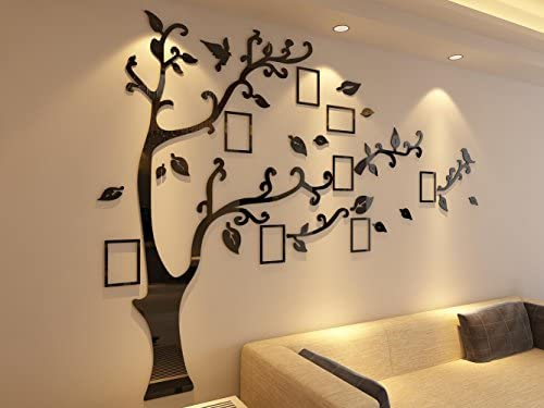 tools, home improvement, paint, wall treatments, supplies,  wall stickers, murals 2 discount 3d Picture Frames Tree Wall Murals for Living in USA