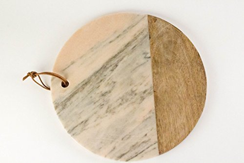 Creative Co op DA6156 Marble Multicolor