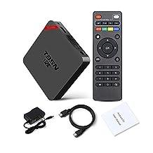 TV BOX Android, U2C T95N Android 6.0 Smart TV Box Amlogic S905X Quad Core 1GB 8GB HD 4K Wifi 3D Smart TV Box