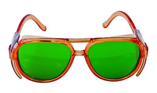 Shark 14324    Number 5 Green Glasses, 21St - Glasses Shade 5