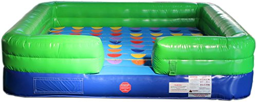 Commercial Grade Twister Inflatable Game