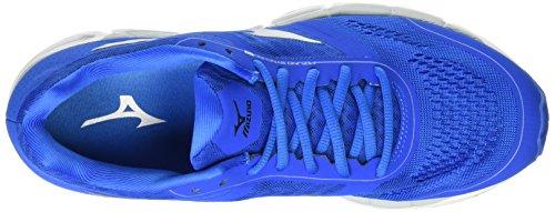 Mizuno Men's Synchro Mx Running Shoes Blue (Directoire Blue/Silver/High-rise) EiV8E3