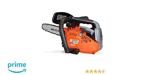 Anova MG2600 Motosierra de poda, 25.4 cc: Amazon.es: Bricolaje y ...