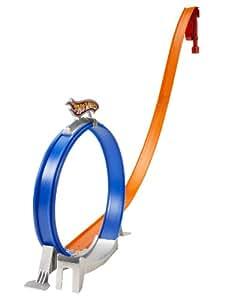 Pista Loop Jump Hot Wheels