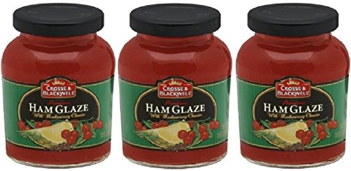 am Glaze With Montmorency Cherries, 10-ounce (Pack of 3) (Cherry Ham)