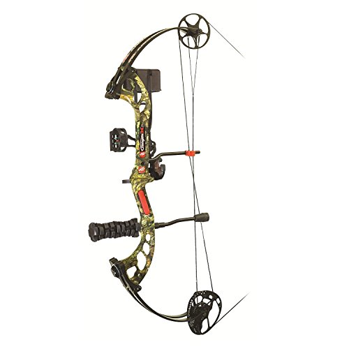 Precision Shooting Equipment Stinger X 70 Ready to Shoot Bow Package