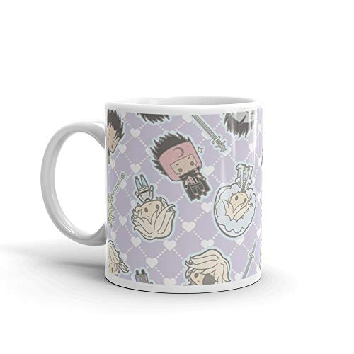 KuroFai Chibi. 11 Oz Ceramic Glossy Mugs Gift For Coffee Lover Unique Coffee Mug, Coffee Cup. 11 Oz Mugs Makes The Perfect Gift For Everyone]()