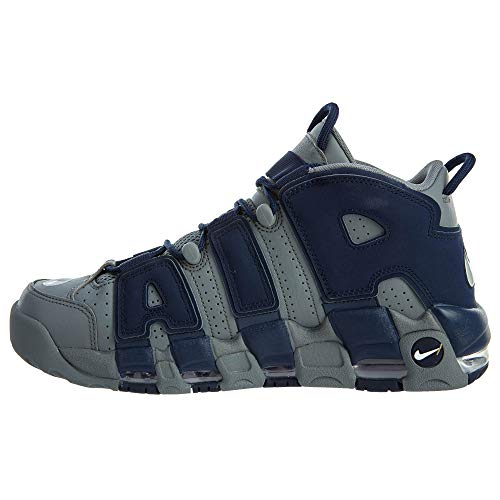Air Homme Grey Navy Chaussures De Basketball Multicolore midnight white Uptempo 003 Nike '96 More cool RSOn0Rqd