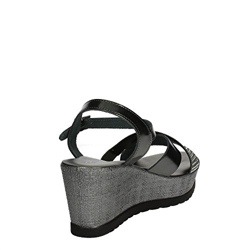 Cinzia Ig9478 Donna Soft Antracite 001 Sandalo x1wxr8P