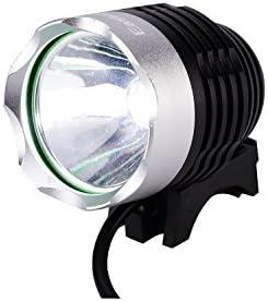 Eastalent bicicleta LED ,Luz delantera para bicicleta ,luz de la ...