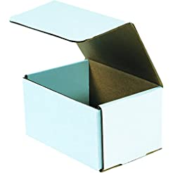 BOX USA BM1086 Corrugated Mailers, 10
