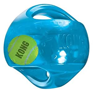Pet Supplies : KONG Jumbler Ball Large/X-Large, Dog Toy