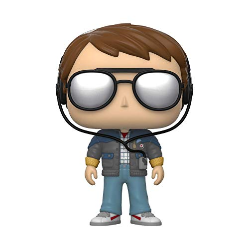 Pop! Movie Back to The Future- Marty w/Glasses