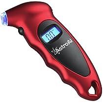 Save on AstroAI Digital Tire Pressure Gauge Red