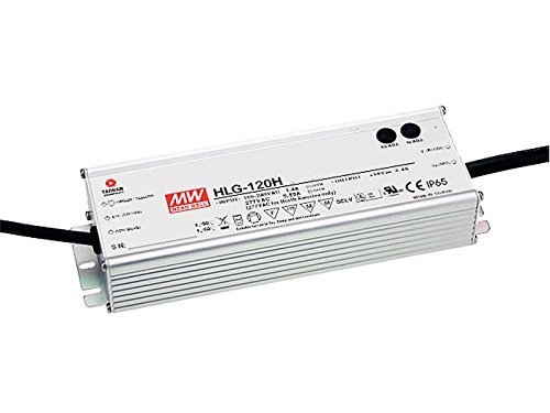 - LED Driver Single Output Switching Power Supply, 120 Watt 54V @ 2.3A A Model, 120 Watt