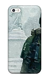 Best Top Quality Protection Soldier In The Snow Case For Sam Sung Galaxy S4 I9500 Cover