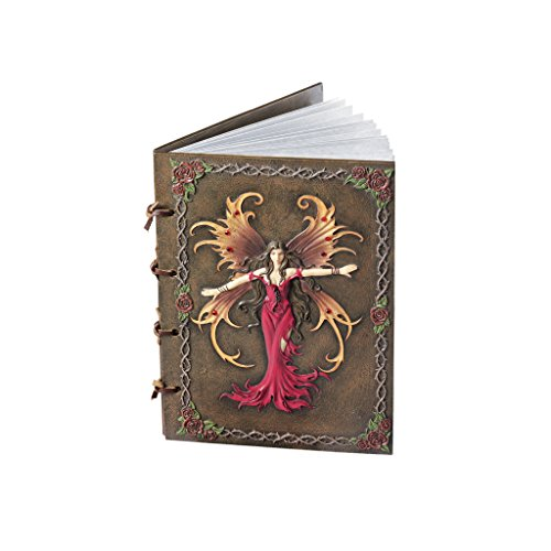 Wisdom Album (Design Toscano Elfin Fairy's Sacred Wisdom Hardcover Sprial Photo Album)