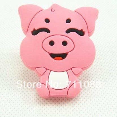 children knob prevent soft pink pig cabinet drawer handle children room handle furniture knob kid knob