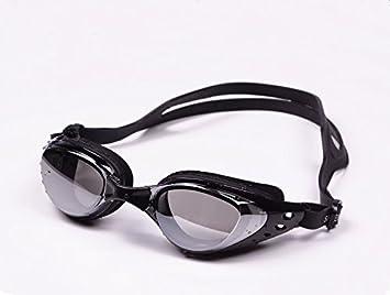 e6ac195c18917d MISOL Myope Myopie Lunettes de natation, lunettes de natation professionnel  anti brouillard aucune fuite UV