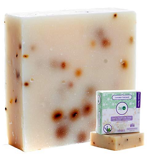 Handmade Soap Lavender Patchouli Soap 360Feel