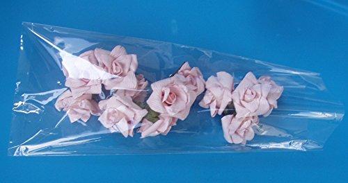 1.5ml Clear Cello/cellophane Bags 4'' X 12'' - 200 Bulk Basket supply by B&P