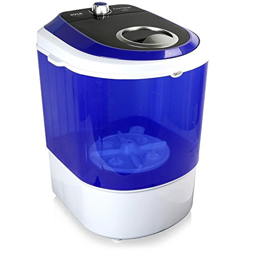 Pyle Upgraded Portable Washer - Top Loader Portable Laundry,