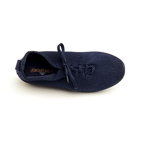 Arcopedico Navy LS Size 40 Oxfords Womens Shoes 1151 SnqZ1cCSOF
