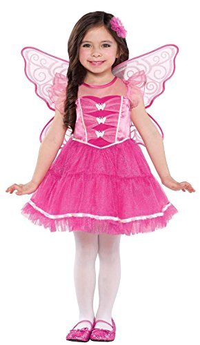 [Costumes USA Butterfly kisses small - Small] (Costumes Usa)