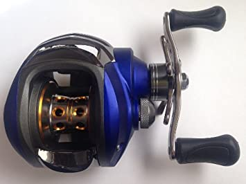 Red Man 11bb Low Profile High Performance 10 1 Ball Bearings 6.3 1 Gear Ratio Right Hand Rm300r Series Bass Caster Bait Casting Reel