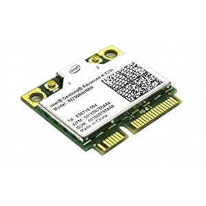 Intel 6230 IEEE 802.11n (draft) Bluetooth 3.0 - Wi-Fi/Bluetooth Combo Adapter - LA2195