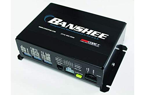 Code3 Banshee Amplifier Siren System with Dual Tone and Low Frequency -3450