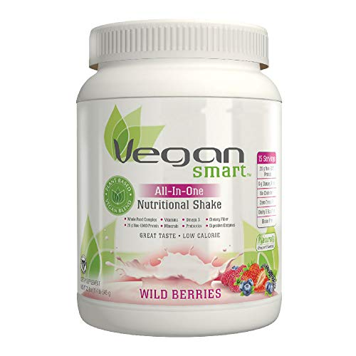 Vegansmart Plant Based Vegan Protein Powder by Naturade