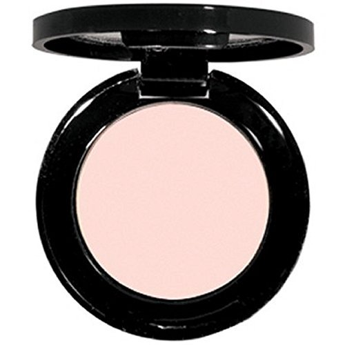 Matte EyeShadow Single- Hypoallergenic - Pressed Powder - High Pigment True Matte Finish - Use As Wet or Dry Eye shadow .06 oz. (Pink Bisque) ()