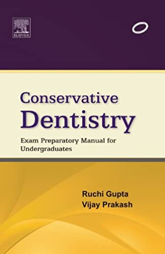 buy conservative dentistry exam preparatory manual for rh amazon in